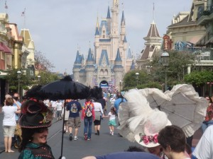 Disney Parks Magic Kingdom