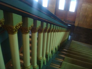 Stairway to Organizational Heaven?
