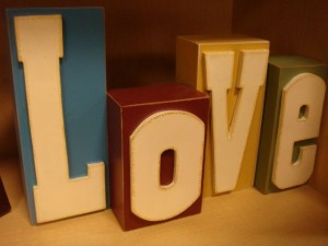 Love And Be Loved (too lofty?)
