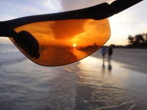 Imagine No Sunglasses At The Beach