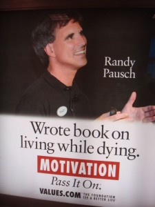 "Randy Pausch & ""The Last Lecture"""