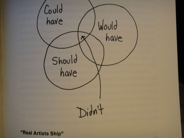Photo From Seth Godin's Linchpin